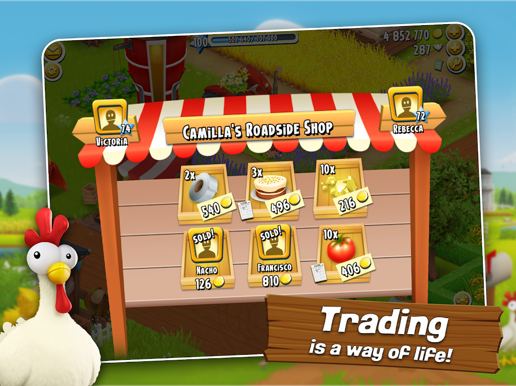 Hay Day poster 9