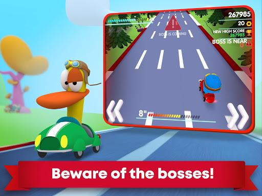 Pocoyo Racing: Kids Car Race - Fast 3D Adventure  screenshots 21