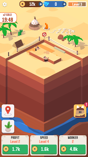 Idle Digging Tycoon 1.4.3 screenshots 1