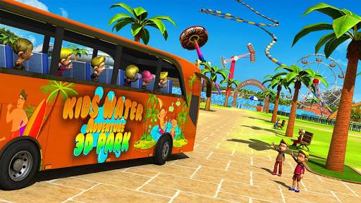Kids Water Adventure 3D Park  screenshots 1