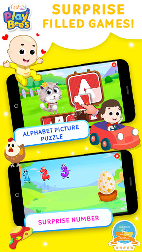 FirstCry PlayBees Play & Learn Kids and Baby Games  screenshots 1