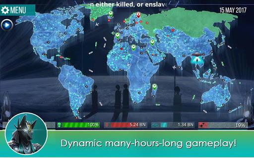 X-CORE. Galactic Plague. Offline Strategy game. 1.26 Screenshots 2