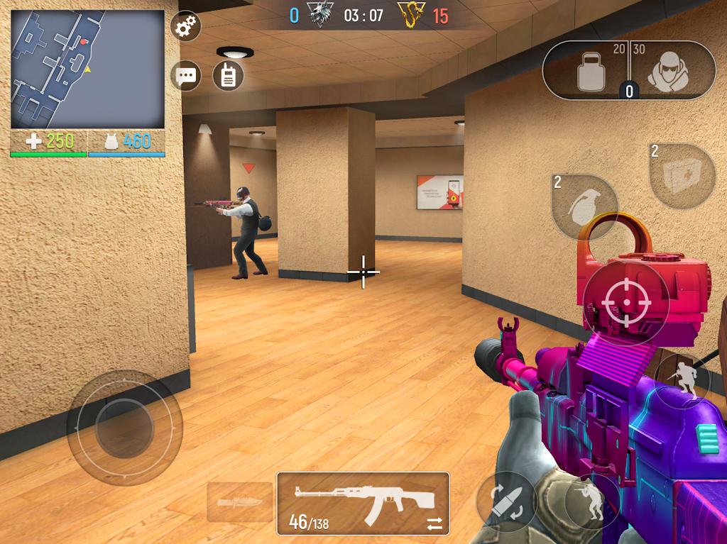 Modern Ops - Gun Shooting Games FPS poster 8