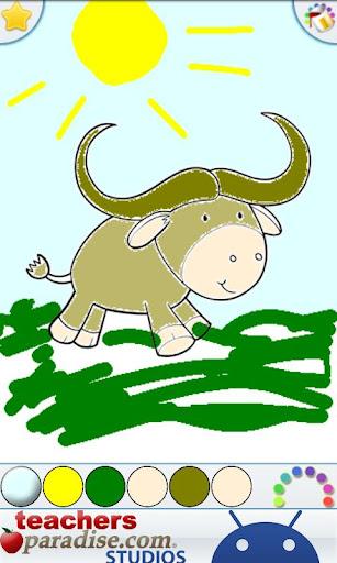 Farm Animals Coloring Book 9 screenshots 5