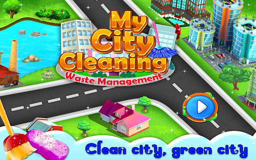 My City Cleaning - Waste Recycle Management 1.0.3 screenshots 1