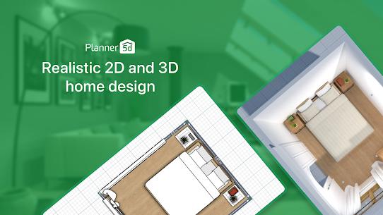 Planner 5D MOD APK Download v1.26.18 [Unlocked All Items] 2021 2