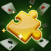 Solitaire Jigsaw kingdom