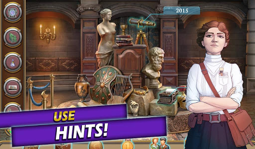 Time Crimes Case: Free Hidden Object Mystery Game  screenshots 6