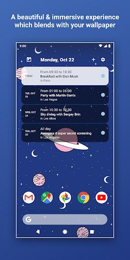 Calendar Widget by Home Agenda 🗓 screen 2