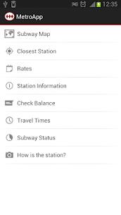 MetroApp 1