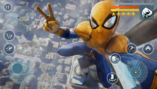 Spider Rope Gangster Hero Vegas - Rope Hero Game 1.1.9 screenshots 14