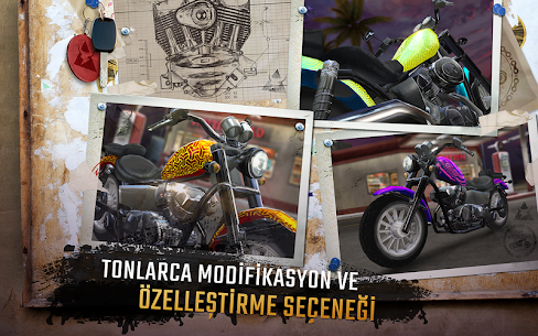 Moto Rider GO  Highway Traffic Apk İndir 4