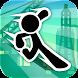 ジャンプ&スライディング - Androidアプリ