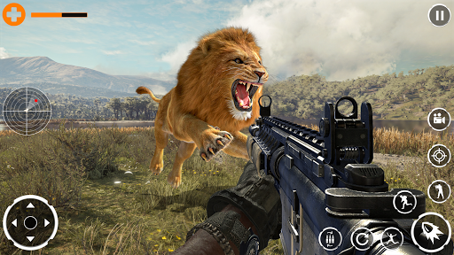 Wild Animal Hunter offline 2020 screenshots 2