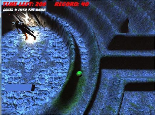 demon's ball 3d screenshot 1