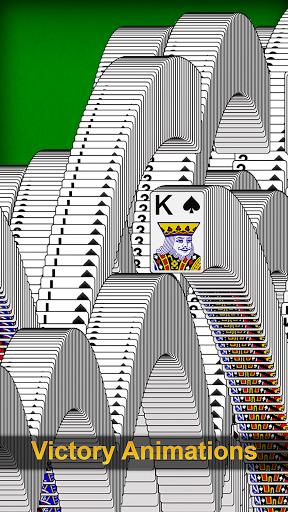 FreeCell Solitaire 1.8 screenshots 5