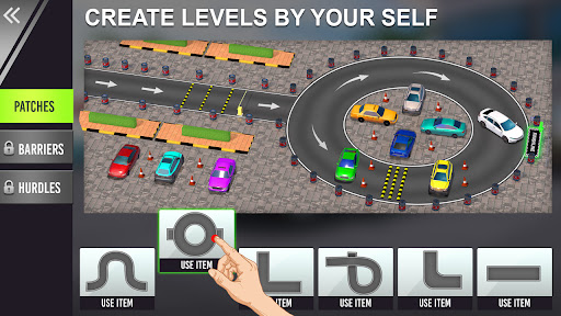 Modern Car Parking 2 Lite - Driving & Car Games apkdebit screenshots 2