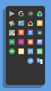 Minimo Icon Pack Patched APK 2
