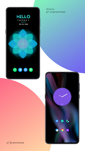 AmoledPapers Apk- vibrant wallpapers (Paid) 4