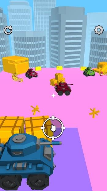Tank Ambush screenshot 3