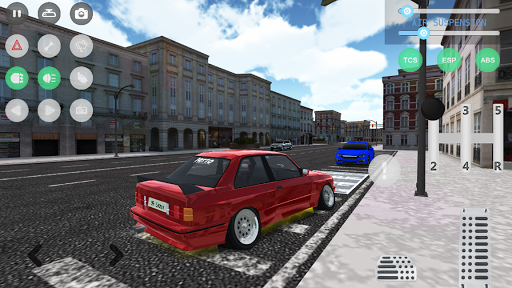 E30 Drift and Modified Simulator 2.6 Screenshots 5