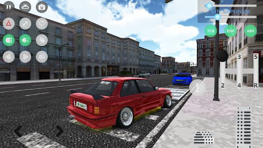 Ücretsiz E30 Drift ve Modifiye Simulator 5