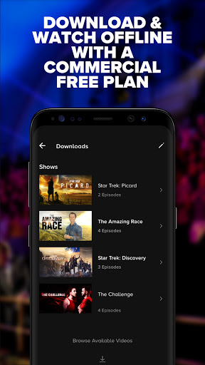 Cbs Full Episodes Live Tv Aplikasi Di Google Play