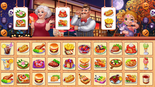 My Restaurant: Crazy Cooking Madness & Tile Master 1.0.10 screenshots 19