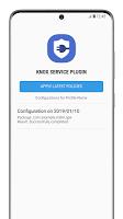 screenshot of Knox Service Plugin