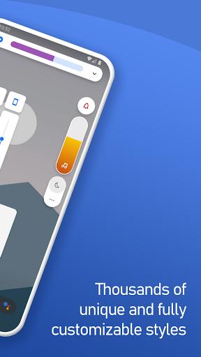 Volume Styles - Customize your Volume Panel Slider 4.1.3 Screenshots 10