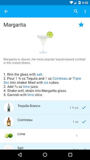 my cocktail bar pro screenshot 1