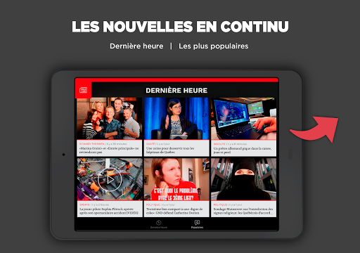 Le Droit modavailable screenshots 23