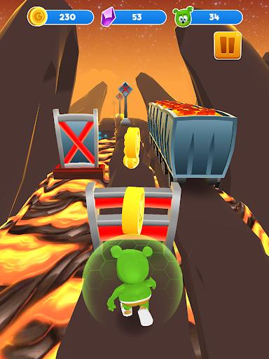 Gummy Bear Run - Endless Running Games 2021  screenshots 9