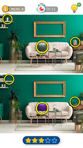 Spot The Difference - 5 Differences Finding Game apktram screenshots 12