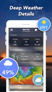 Weather Forecast – Live Weather & Radar & Widgets 4
