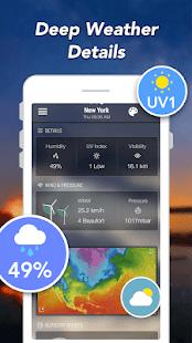Weather Forecast - Live Weather & Radar & Widgets 1.69.0 Screenshots 4