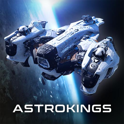 ASTROKINGS: Spaceship Wars & Space Strategy