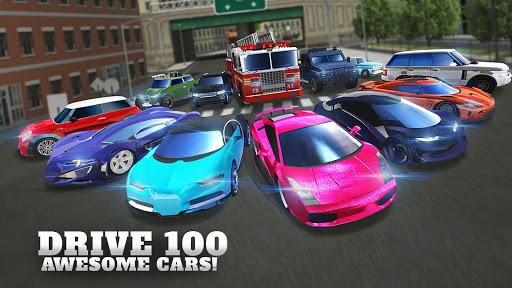 City Car Driving & Parking School Test Simulator 3.2 screenshots 5