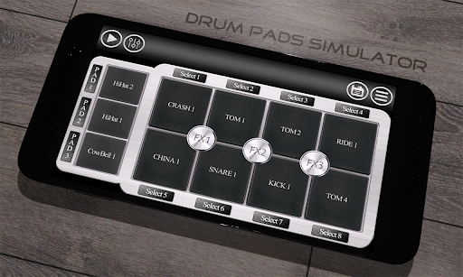Simple Drums Rock - Realistic Drum Simulator 1.6.4 Screenshots 8