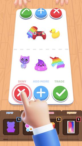 Fidget Toys Trading: fidget trade relaxing games apkdebit screenshots 5