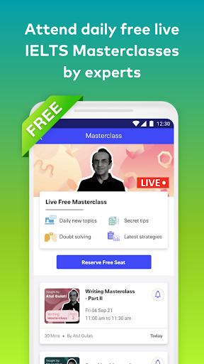 IELTS Prep- Free IELTS App by LeapScholar apktram screenshots 2