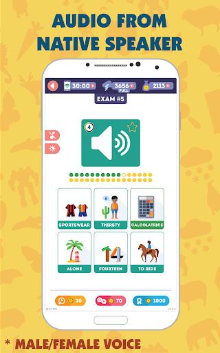 Italian for Beginners: LinDuo HD 5.3.0 screenshots 5