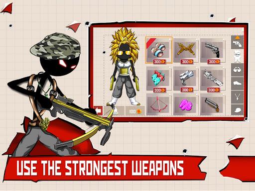 Stickman Shooter : Gun Shooting Games 9.8 screenshots 7