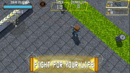 Diverse Block Survival Game 8