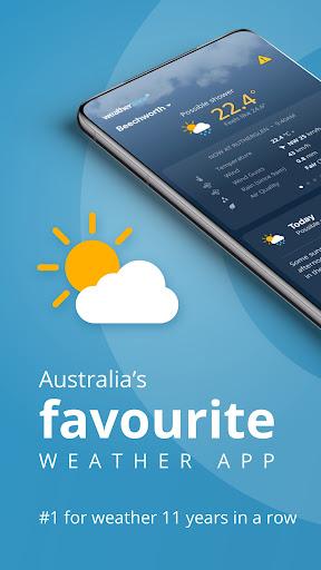 Weatherzone: Weather Forecasts, Rain Radar, Alerts  screenshots 1