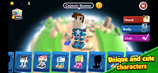 Golf Hero 3D  screenshots 2