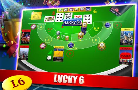 Dragon Ace Casino – Baccarat 4