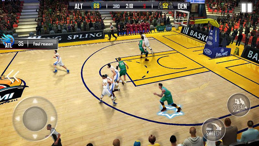 Fanatical Basketball screenshots 13