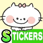 Cute Cat Stickers Free