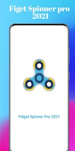 Fidget Spinner Pro 2021 MOD Apk For Android 1